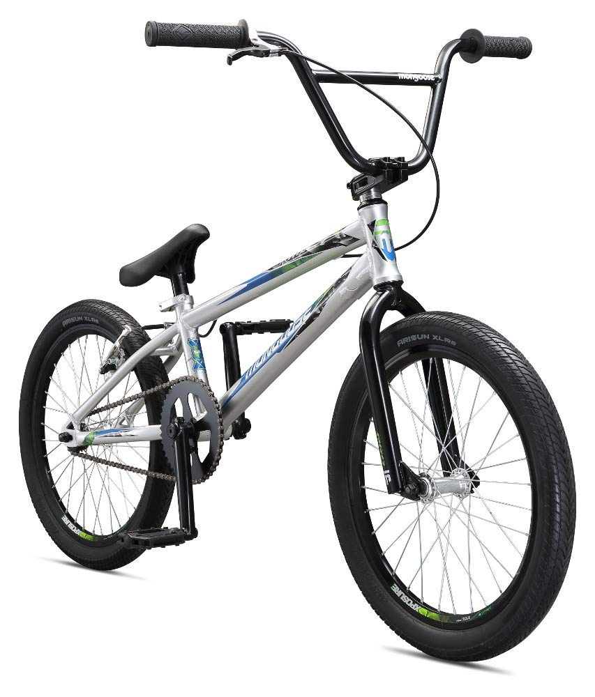Mongoose Title Pro BMX Race Bike for Beginner to Intermediate Riders