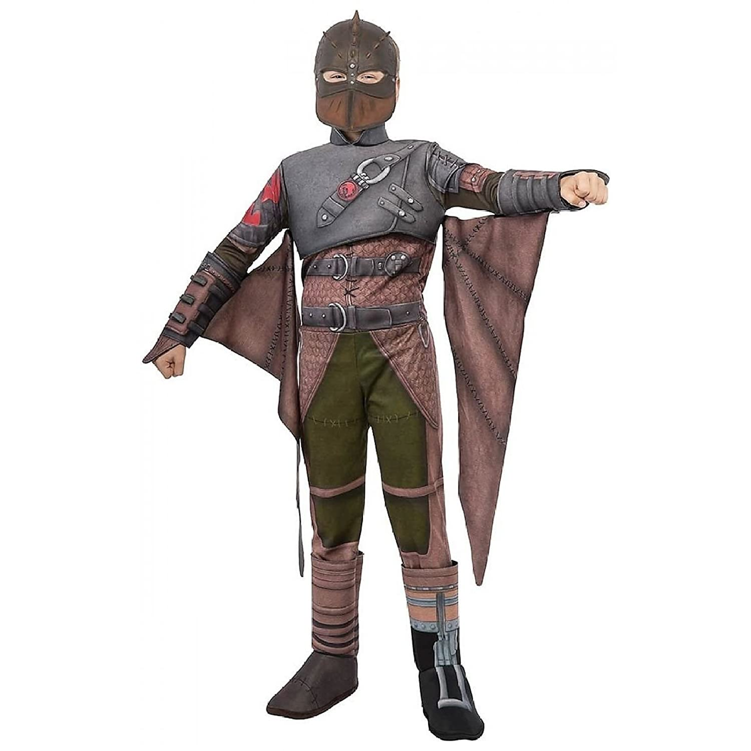 Amazon deluxe hiccup flight suit costume small clothing ccuart Image collections