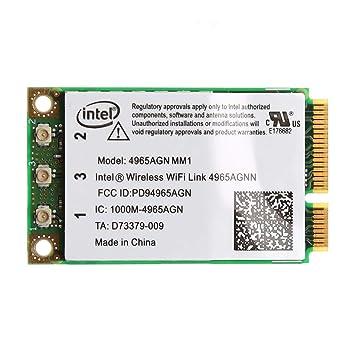 Chg Dual Band 300Mbps WiFi Link Mini Tarjeta inalámbrica PCI ...
