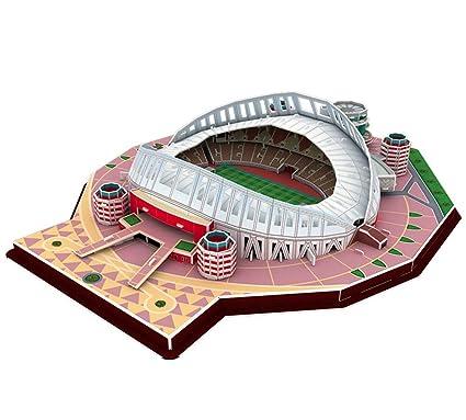 Amazon com: Sports Stadium 3D Model, 2022 World Cup Qatar