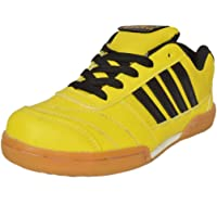 Livia Sports Men's Non-Marking Badminton Sports Shoe (Roxie)