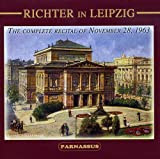 Classical Music : Richter in Leipzig - Beethoven: Piano Sonatas Nos. 30- 32, Opp. 109- 111 (November 28, 1963)