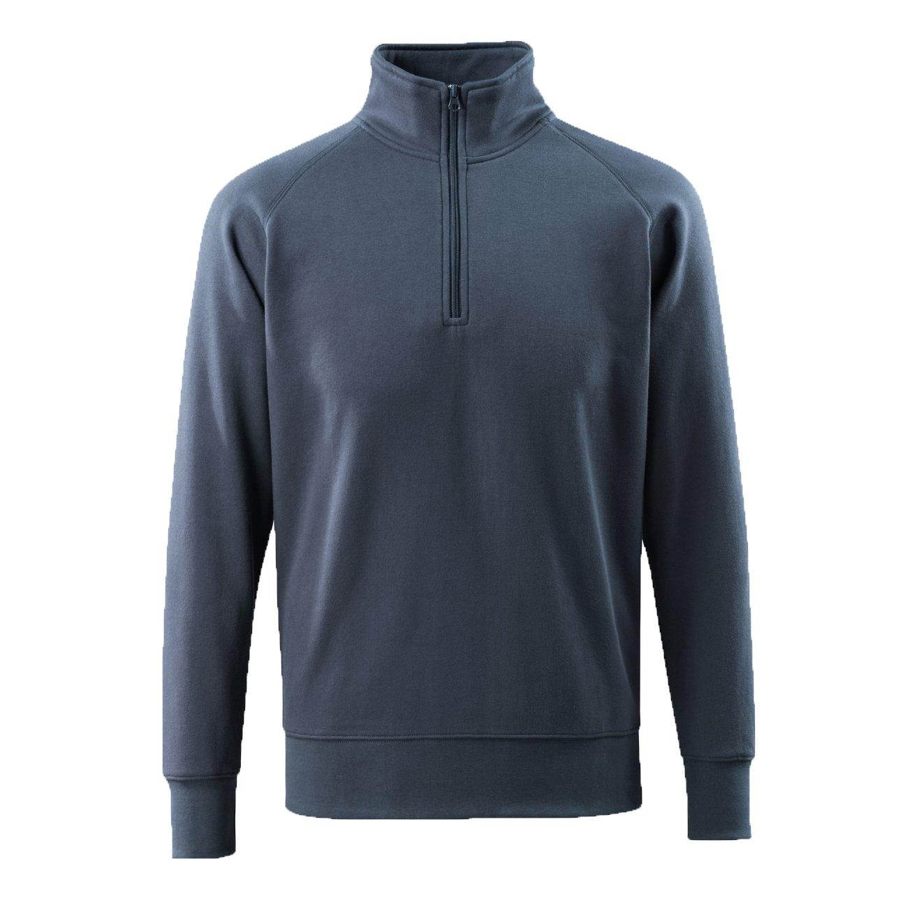 Mascot 50611-971-010-2XL SweatshirtNantes Size 2XL Black//Blue