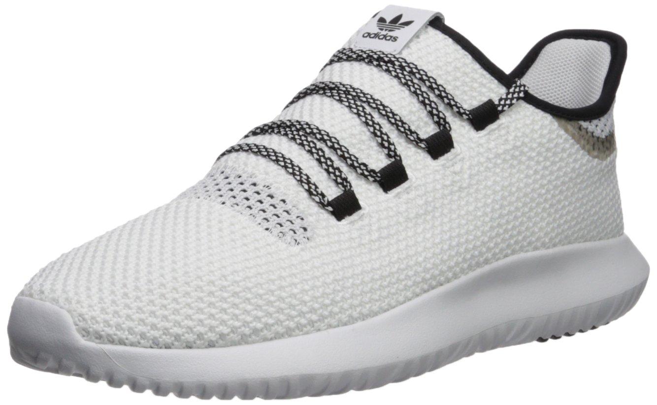 adidas Originals Men's Tubular Shadow Ck Fashion Sneakers B0711R9T1X 8 D(M) US|White/White/Core Black