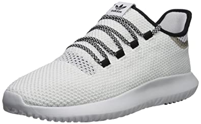 huge selection of 7cc23 6473f adidas Originals Men's Tubular Shadow CK, White/White/Core Black, 4 M US