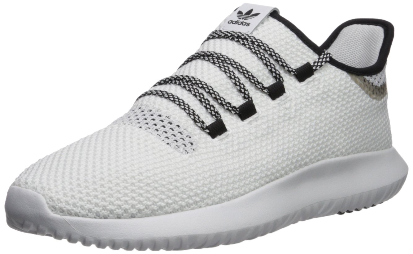 98a5946d adidas Originals Men's Tubular Shadow CK, White/White/Core Black, 10 M US
