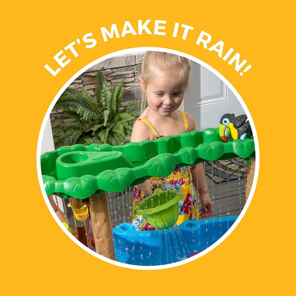 Dsn Tropical Paradise Rainforest Water Table