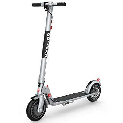 GOTRAX XR Electric Scooter, 12 Miles Long-range Battery, Up to 15.5 MPH, UL Certified Ultra-Lightweight Adult Commuter E-Scooter : Sports & Outdoors