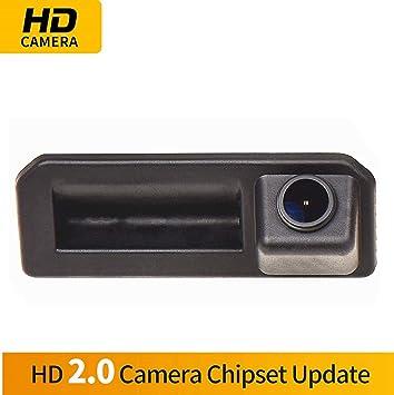 HD 1280 x 720p cámara Trasera 170° visión Nocturna Impermeable ...
