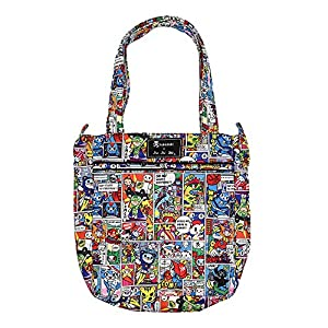 Ju-Ju-Be Tokidoki Collection Super Toki Bag, Itty Bitty Be from Ju-Ju-Be