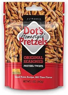 product image for Dot's Homestyle Pretzels 5 oz. Bag (10 Pack) Snack Sized Seasoned Pretzel Snack Sticks