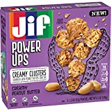 Cheap Jif Power Ups Granola With Creamy Peanut Butter Centers Creamy Clusters, 1.3 Oz, 5 Ct