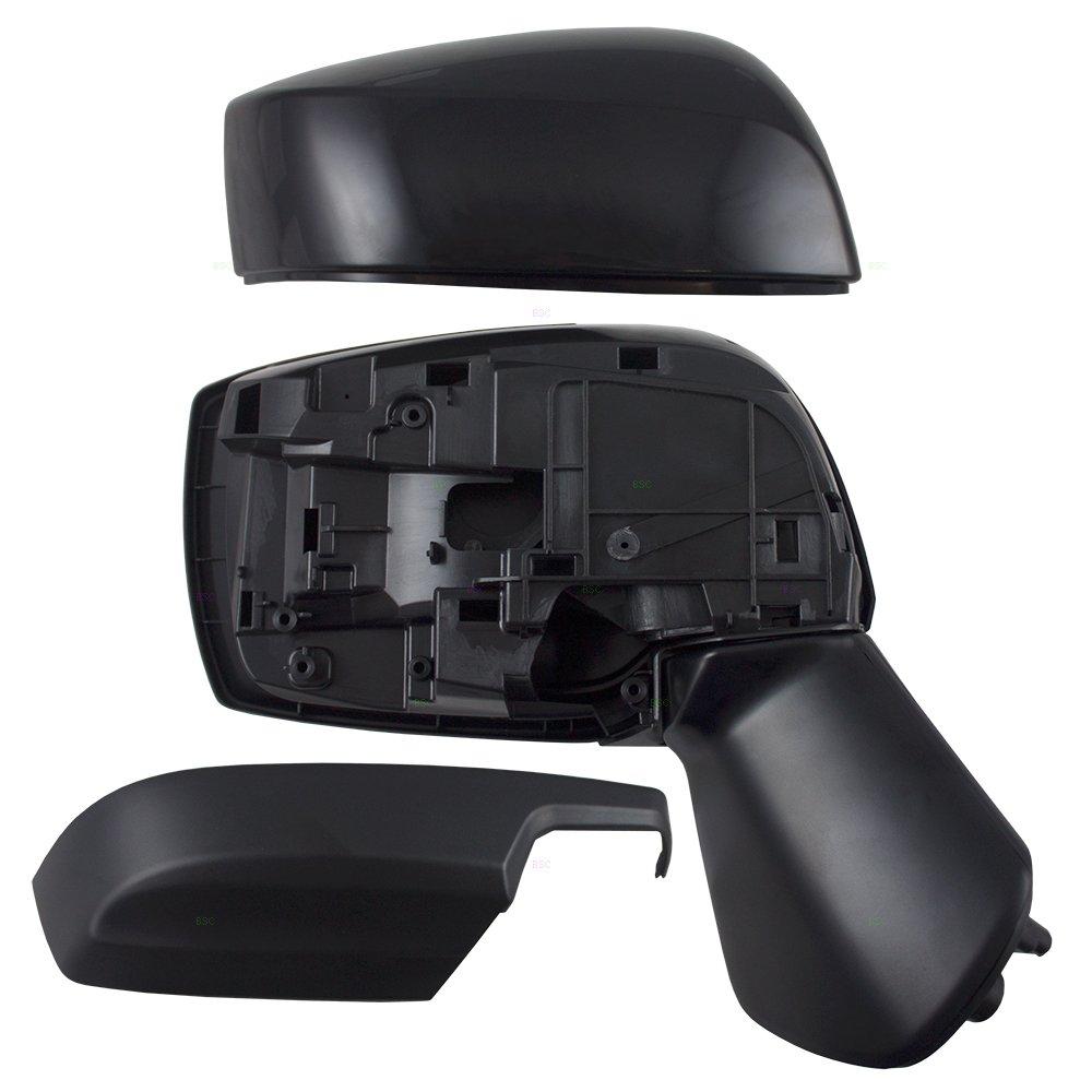 Passengers Power Side View Mirror Heated Replacement for Subaru Impreza XV Crosstrek /& Hybrid WRX 91036VA061