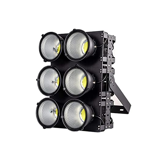 H-XH Exteriores Foco Proyector LED, 500W/1000W/1500W Exterior IP66 ...