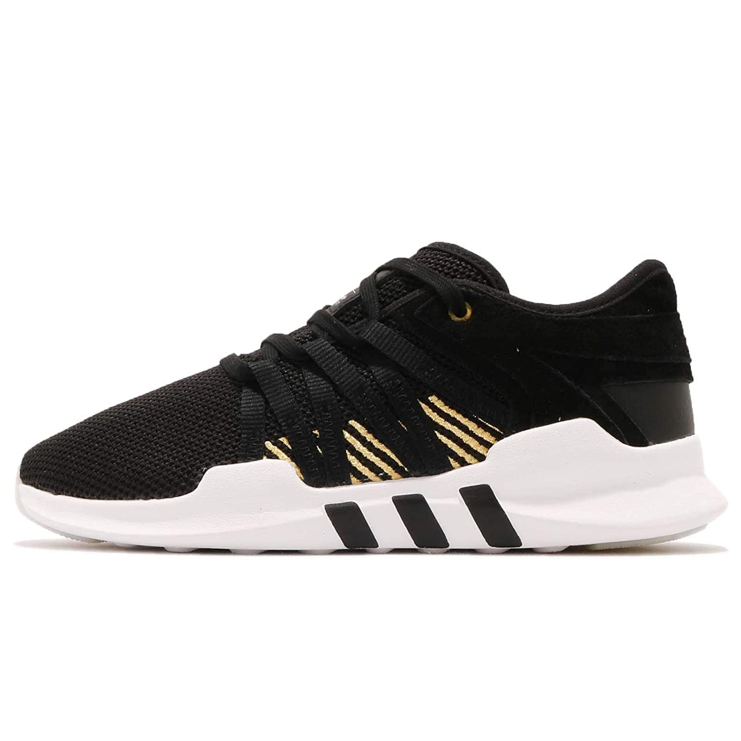quality design 3c9fb 459f0 Amazon.com | adidas Women's EQT Racing ADV W, Black/Gold ...