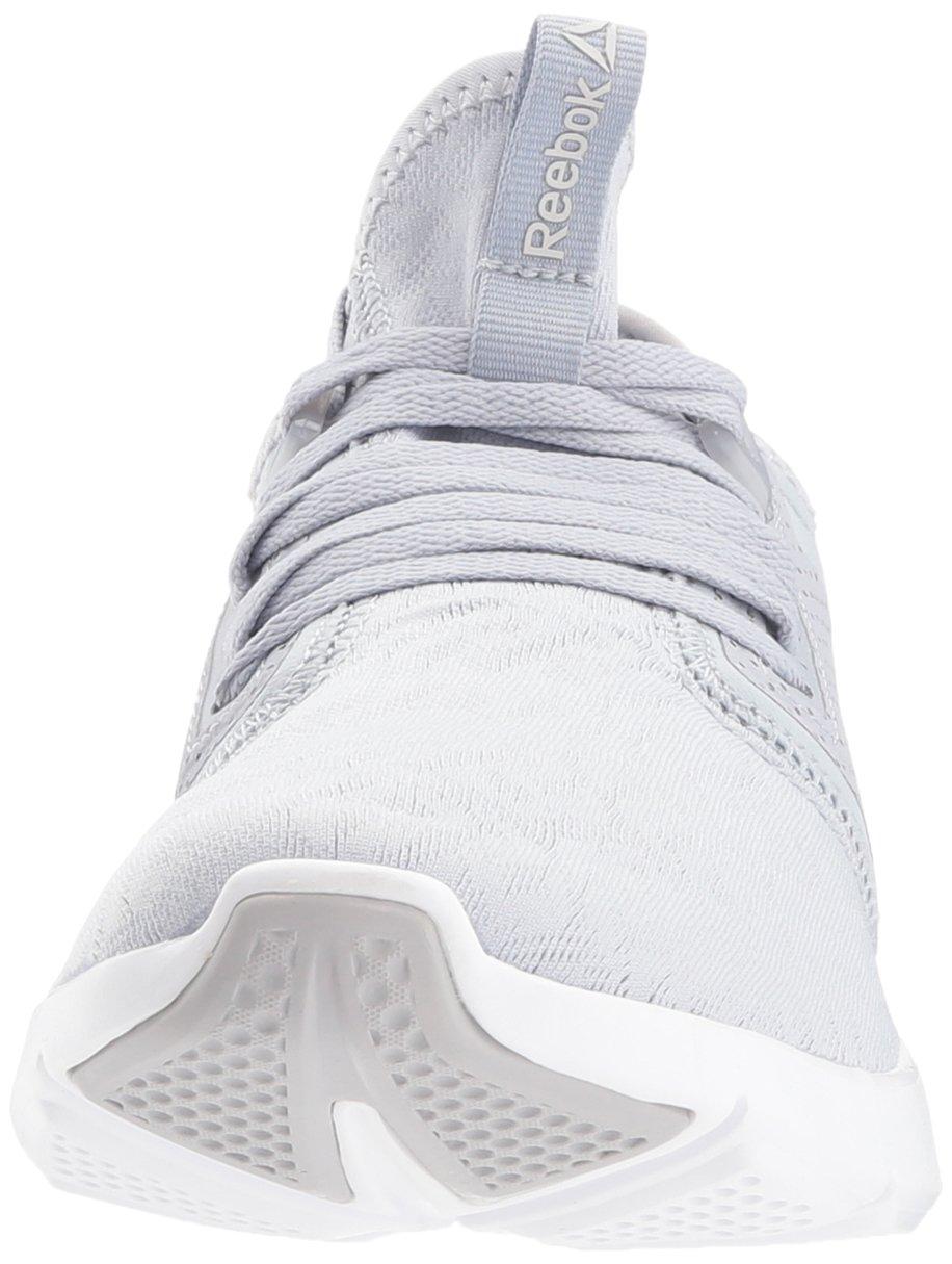 Reebok Women's Plus Lite 2.0 GF Sneaker B071W3B24C 9.5 B(M) US|Gf - Cloud Grey/Porcelain/Silver Metallic/White