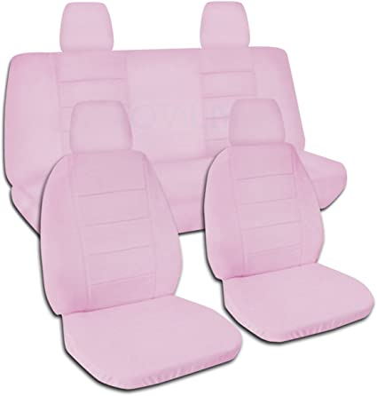 Prime Designcovers 2011 2018 Jeep Wrangler Jk Solid Color Seat Covers Cute Pink Full Set Front Rear 22 Colors 2012 2013 2014 2015 2016 2017 Machost Co Dining Chair Design Ideas Machostcouk