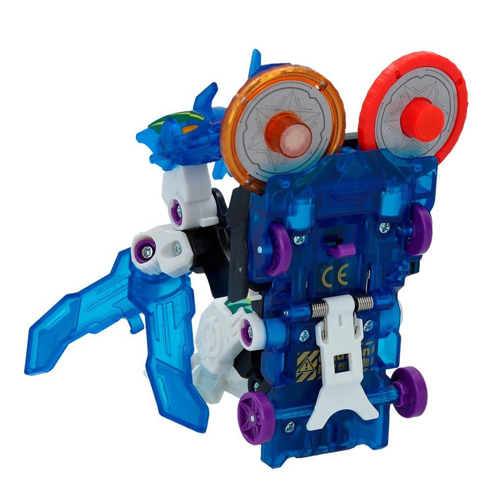 Screechers Wild - H2Octane - Vehículo Nivel 3 (Colorbaby 85275): Amazon.es: Juguetes y juegos