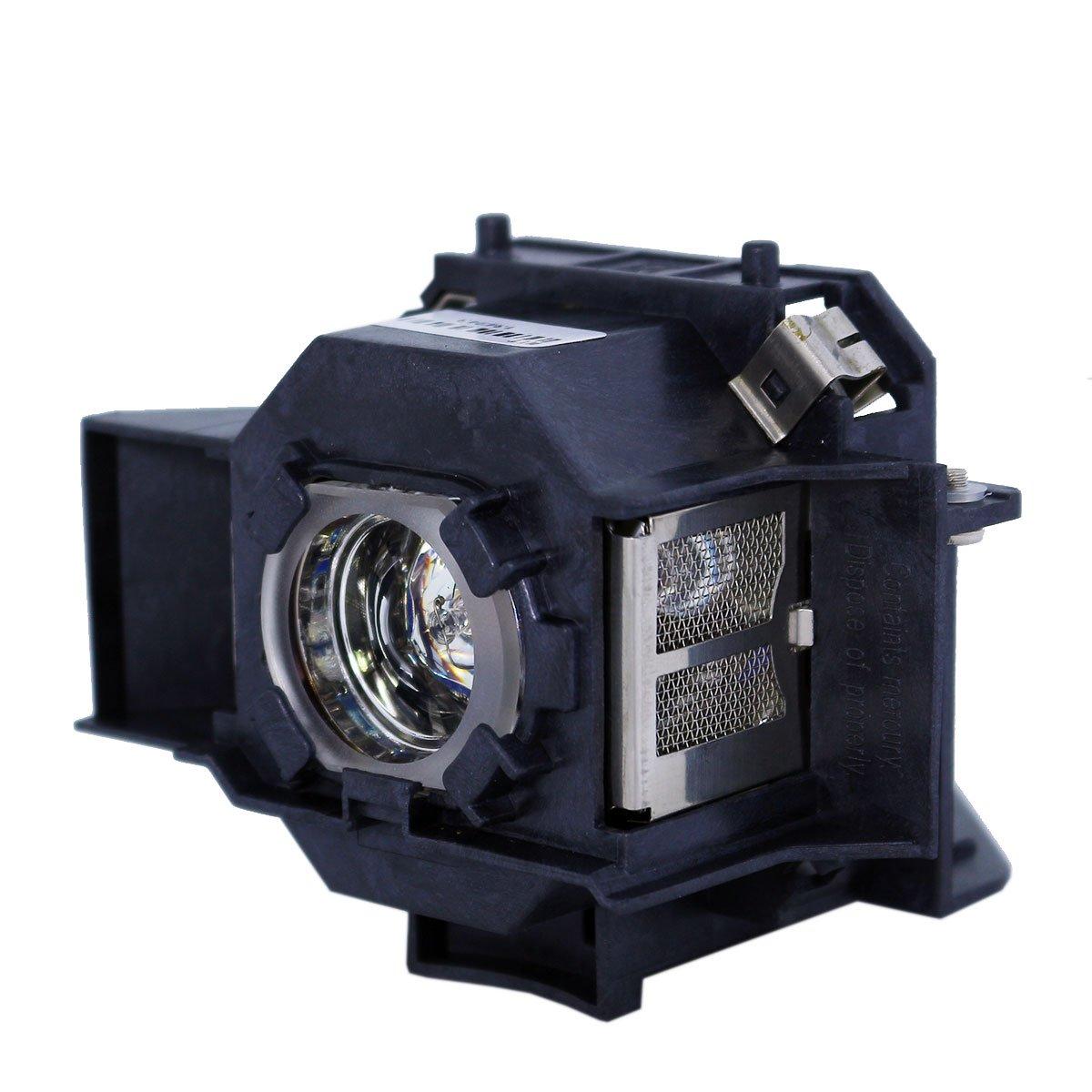 Brillante lámpara Osram lámpara vivienda para Epson ep-v13h010l43 ...