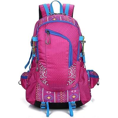 40L randonnée sac à dos multifonctionnel escalade camping paquet sac de sport étanche en plein air trekking