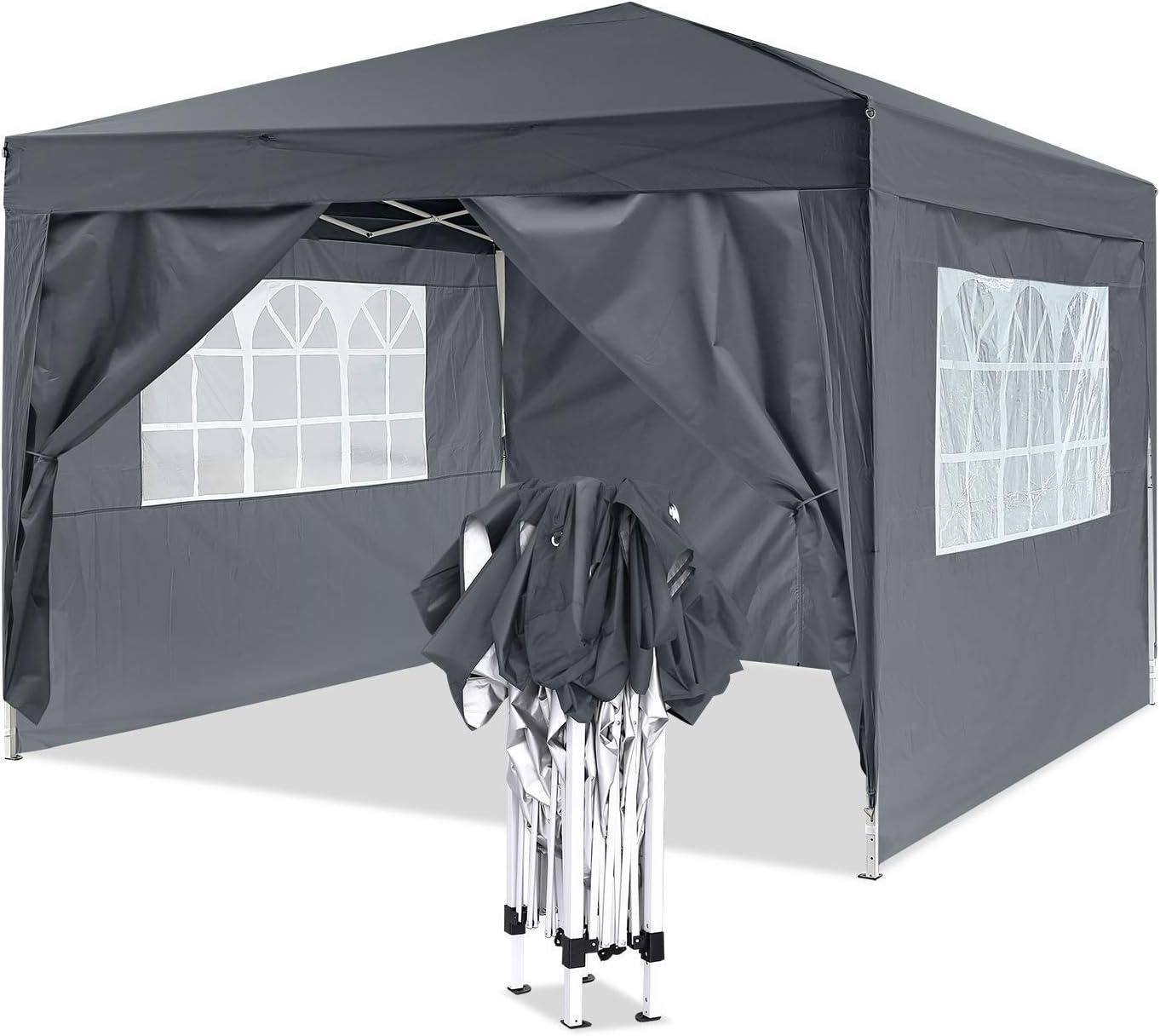 Gazebo Plegable Cenador Camping