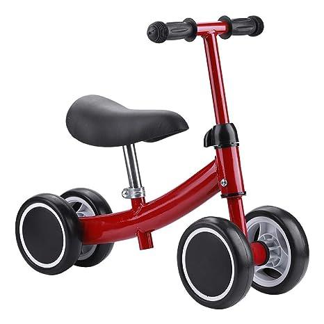 Bicicletas sin Pedales, Bebé Balance Bicicleta Mini Bicicleta Bebe Aprender a Caminar Montar a Caballo
