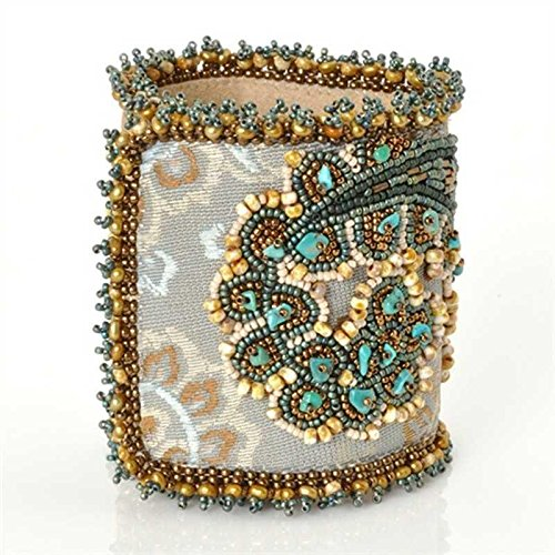 Beading Patterns Printed Bracelet Pattern Juliet by Tamara Scott Designs