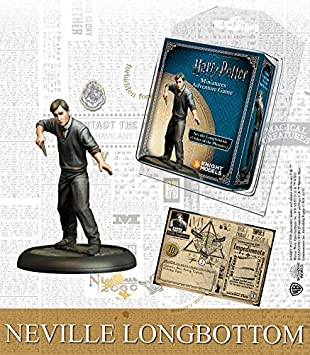 Knight Models Juego de Mesa - Miniaturas Resina Harry Potter Muñecos Neville Longbottom Order of the Phoenix version inglesa: Amazon.es: Juguetes y juegos