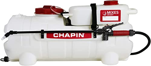 Chapin International 97361 Mixes on Exit - First-Ever Clean-Tank ATV Spraying System