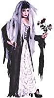 Funworld Womens Deluxe Frankenstein Bride Of Darkness Theme Party Fancy Costume