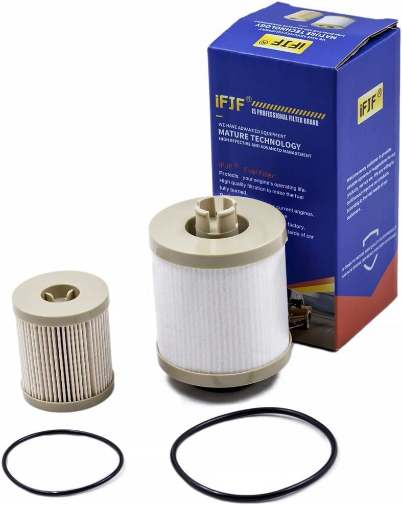 amazon com fuel filters replacement parts automotive Donaldson Engine Air Filter ifjf fd4616 fuel filter for ford 6 0l v8 2003 2007 f250 super duty f350