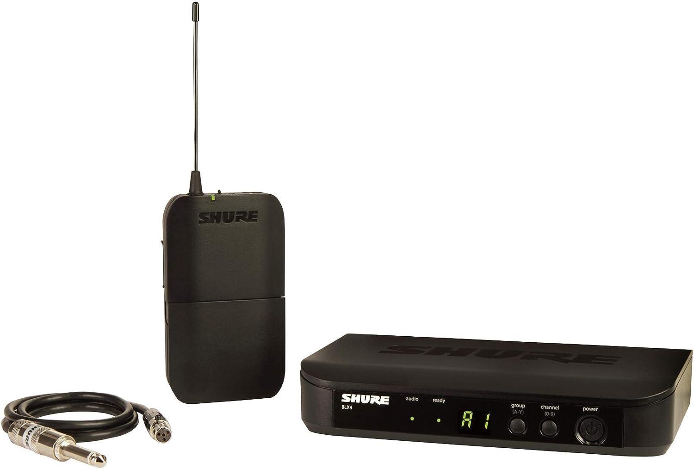 Standard BLX14-J11 1 Wireless Microphone System Shure BLX