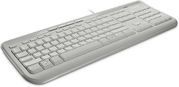 Microsoft Wired Keyboard 600 Computer Zubehör