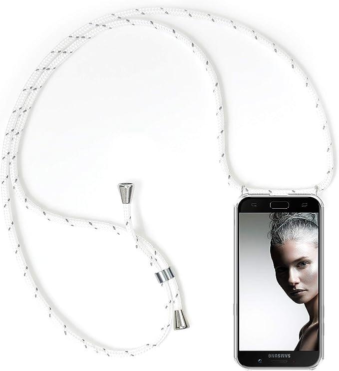 ZhinkArts – Cadena para teléfono móvil Compatible con Samsung ...