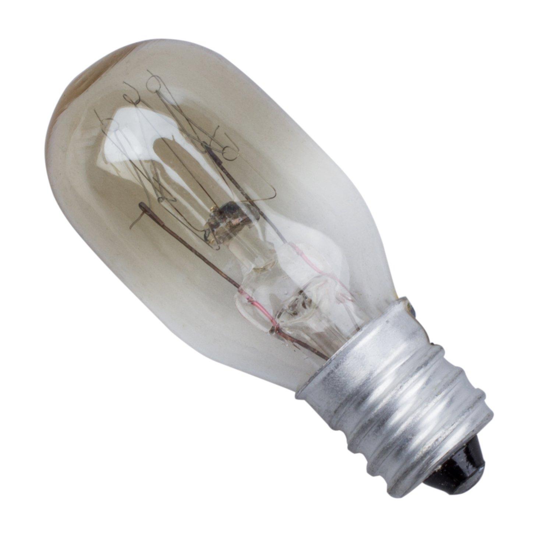 REFURBISHHOUSE 220-240V 15W T20 Einzelwolframlampe E14 Schraubfassung Kuehlschrank Birne