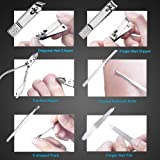 Manicure Set Nail Clippers Pedicure Kit - 18