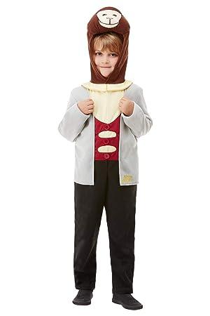 Smiffys 48783T1 - Disfraz de lujo para niños de 1 a 2 años con ...