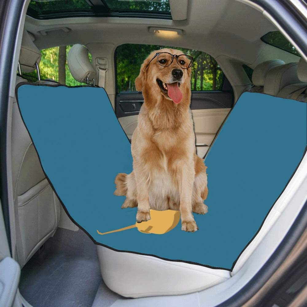 VNASKL Dog Seat Cover Custom Image Airplane Air Printing Car Seat Covers for Dogs 100/% Waterproof Nonslip Durable Soft Pet Car Seat Dog Car Hammock for Cars Trucks SUV