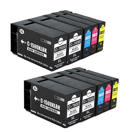 KA PGI-1500XL - Cartucho Compatible con Canon PGI-1500XL ...