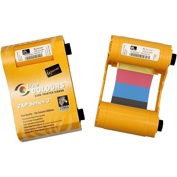 Zebra 800033-340 cinta para impresora - Cinta de impresoras ...