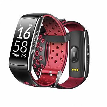 Relojes inteligente Fitness Tracker deporte actividad,Escalada de Roca Correr,contador de pasos,