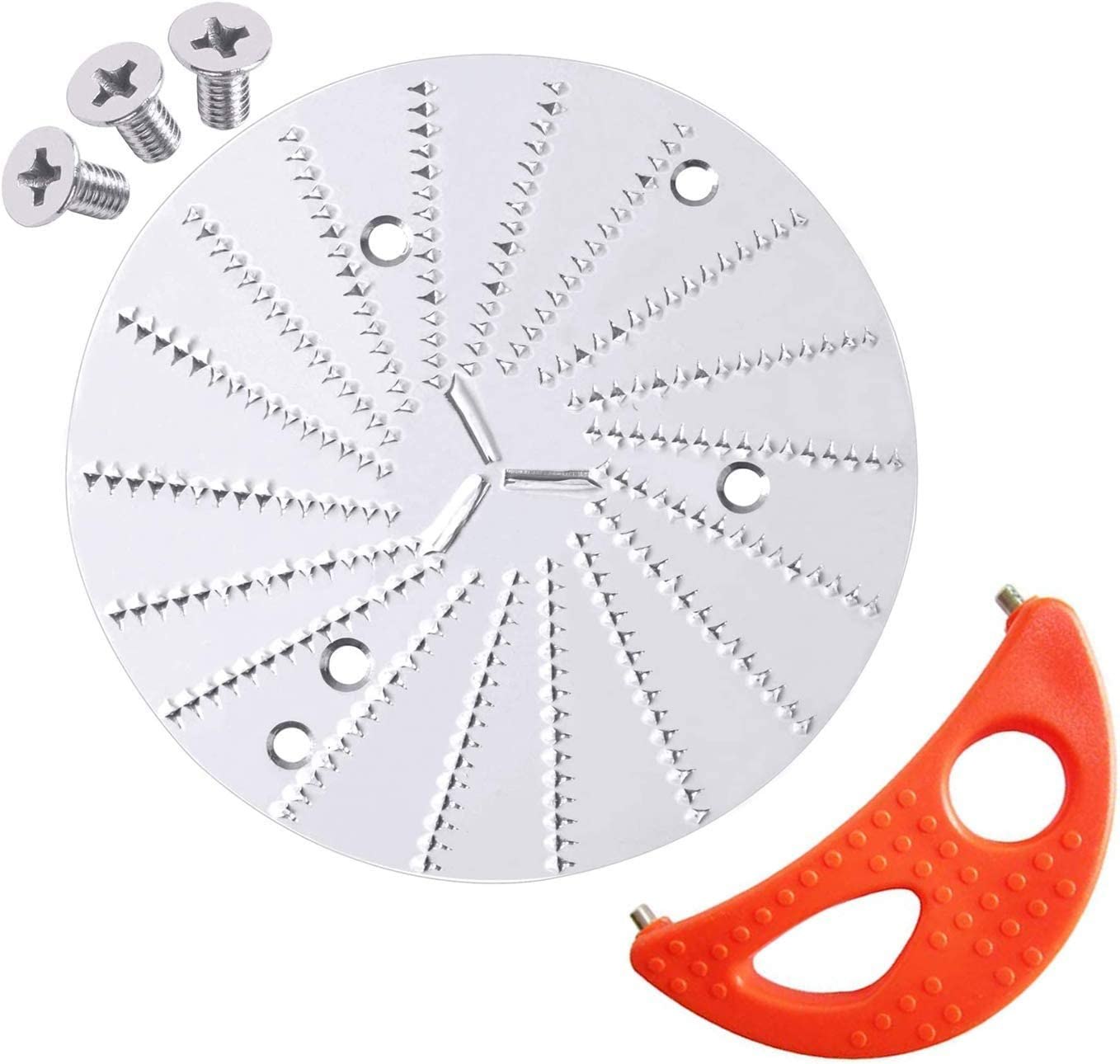 Replacement Blade with Crescent Tool Compatible with Jack Lalanne Power Juicer,Juicer Repalcement Parts