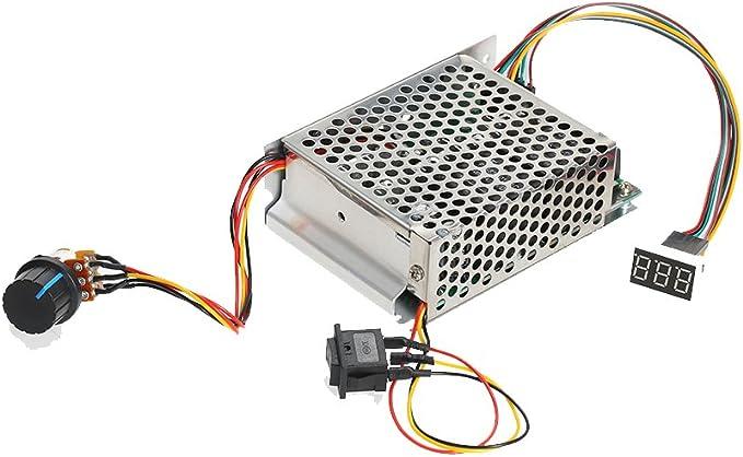 Docooler 0 100 Einstellbar 12v24v36v 60a Dc Motor Elektronik
