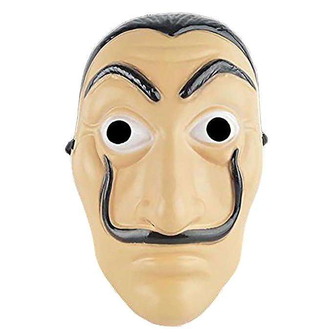 choisir officiel prix bas sortie de gros Amazon.com: La Casa De Papel Mask Salvador Dali Mask Money ...