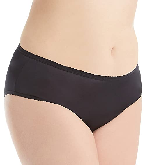 8c4ce67f36eb Shadowline Nylon Classics Hipster Panty (11042) at Amazon Women's Clothing  store: