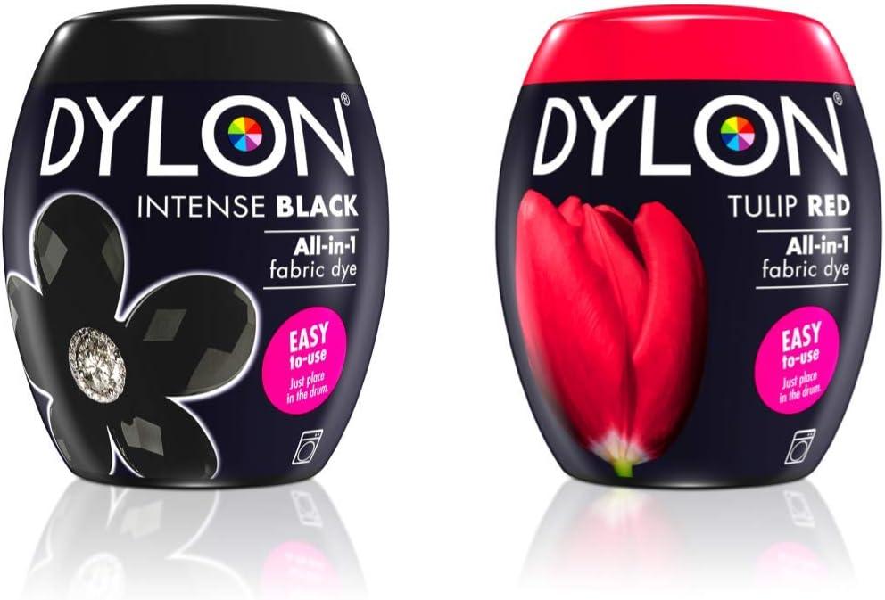 Tulip Red 350g DYLON Machine Dye Pod