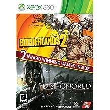 The Borderlands 2 & Dishonored Bundle - Xbox 360