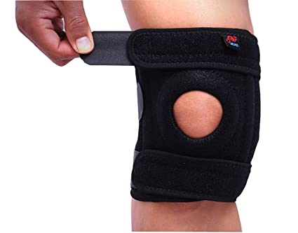 6b326b183e Men Women Adjustable Compression Knee Brace Support Anti-Slip Sports  Running Cycling Skating Climbing Volleyball