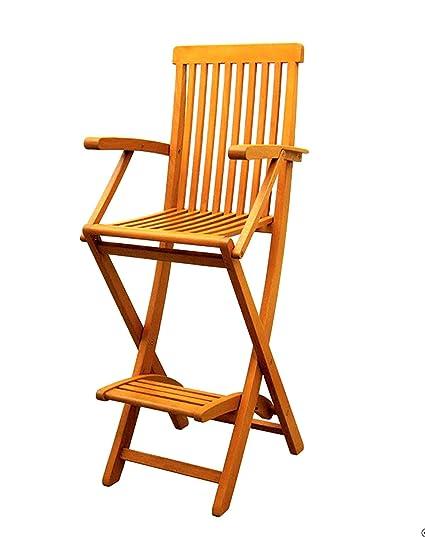 bar height folding chairs counter yellow balau bar height folding arm chairs set of 2 amazoncom