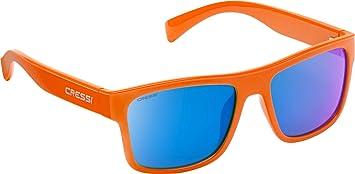 Cressi Spike Sunglasses Gafas de Sol Deportivo Unisex Adulto